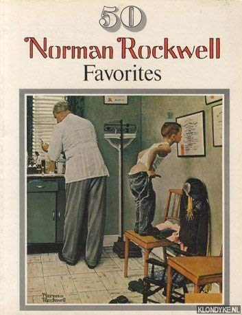 50 Norman Rockwell Favorites: Rockwell, Norman