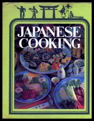9780517244869: Japanese Cooking (International creative cookbooks)