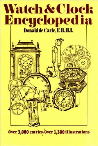 Watch and Clock Encyclopedia: De Carle, Donald
