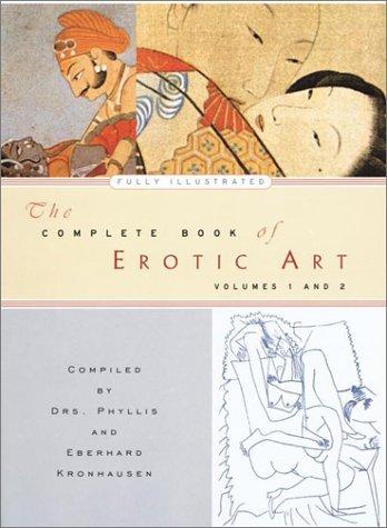 9780517248935: Complete Book of Erotic Art