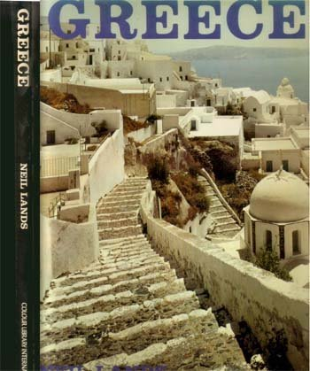 Greece : A Picture Book to Remember Her By