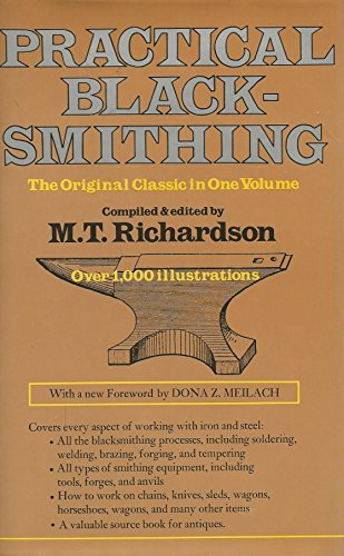 9780517250259: Practical Blacksmithing: The Original Classic in One Volume - Over 1,000 Illustrations