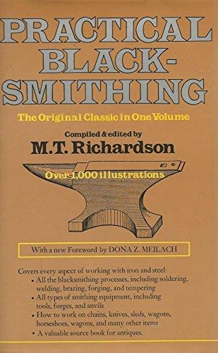 9780517250259: Practical Blacksmithing