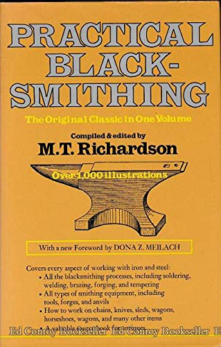 Practical Blacksmithing: The Original Classic in One