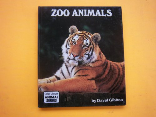 9780517250570: The Color Nature Library. Zoo Animals.