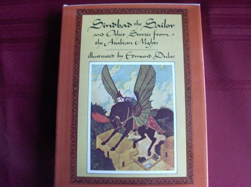 Sinbad The Sailor & Other Stories (0517251132) by Edmund Dulac