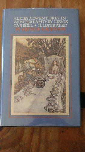 Alices Adventures In Wonderland: Lewis Carroll; Illustrator-Arthur