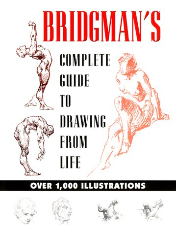 9780517255469: Bridgman's Complete Guide to Drawing from Life