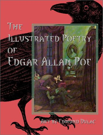 9780517259245: The Illustrated Poetry of Edgar Allan Poe
