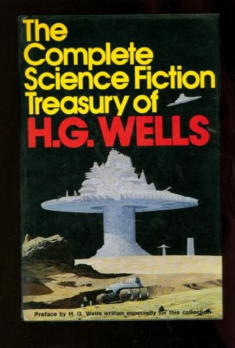 9780517261880: Complete Science Fiction Treasury of H. G. Wells