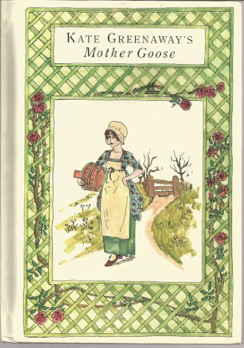 9780517262894: Kate Greenaway's Mother Goose