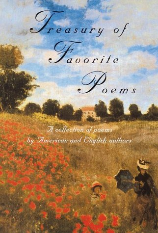 A Little Treasury of Favorite Poems : Rh Value Publishing