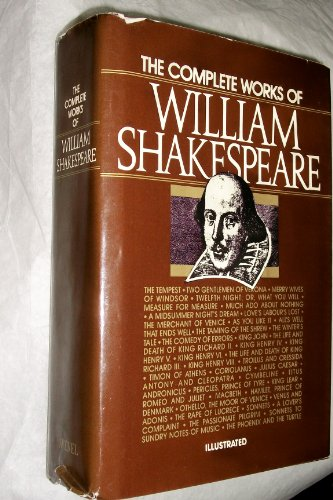 9780517263297: Complete Works Of William Shakespeare J