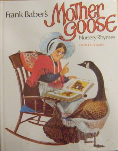 9780517264249: Frank Baber's Mother Goose Nursery Rhymes