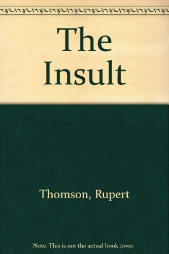 9780517267783: The Insult