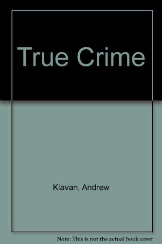 True Crime (051726823X) by Andrew Klavan
