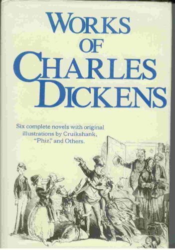 9780517268728: Works of Charles Dickens (Classics for Young Adults)