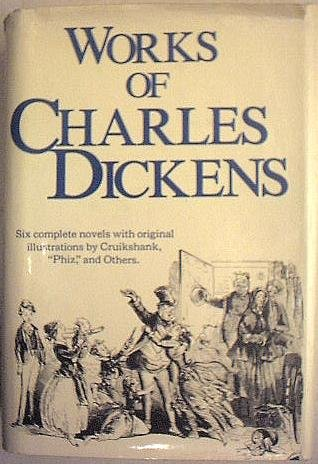 9780517268728: Works of Charles Dickens