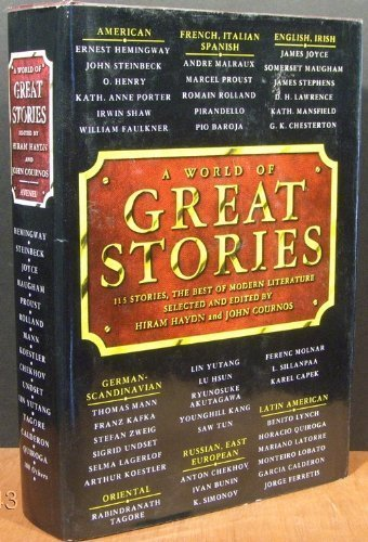 9780517270745: A world of great stories: 115 stories, the best of modern literature
