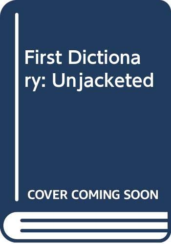 9780517271506: First Dictionary: Unjacketed