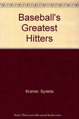 9780517272831: Baseball's Greatest Hitters