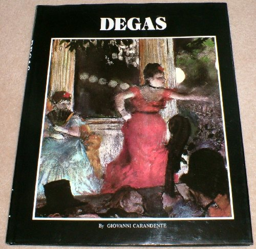 9780517277904: Degas [Avenel Art Library]