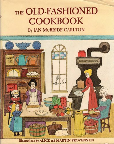 9780517277942: The Old-Fashioned Cookbook