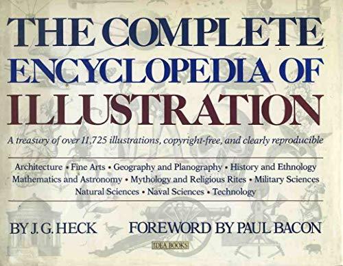 Complete Encyclopedia Of Illustration: Heck, J.G.