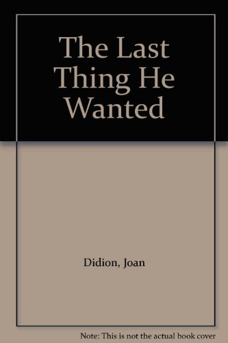 9780517279083: The Last Thing He Wanted