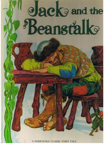 Jack & The Beanstalk (9780517288047) by Kay Brown