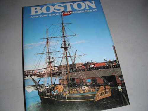 9780517288610: Boston: A Picture Book to Remember Her by