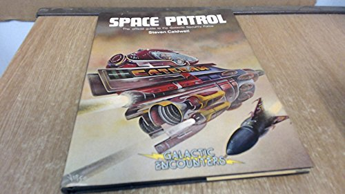9780517292280: Space Patrol: The Official Guide to the Galactic Security Force