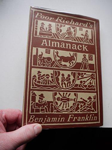 9780517308066: Poor Richard's Almanac