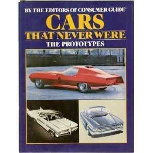 9780517309933: Cars That Never Were