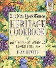 9780517309971: New York Times Heritage Cookbook: Over 2,000 of America's Favorite Recipes