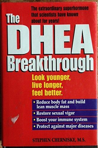 9780517314098: The DHEA Breakthrough