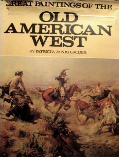 9780517317761: Great Paintings of the Old American West