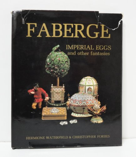 9780517320945: Faberge Imperial Eggs & Other Fa