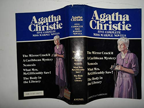 Five Complete Miss Marple Novels: Christie, Agatha