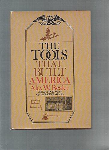 9780517323694: Tools That Built America
