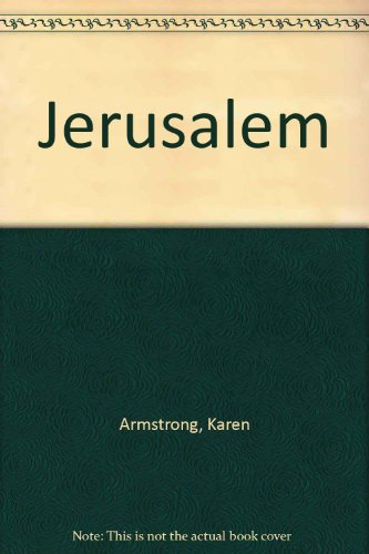 9780517331231: Jerusalem