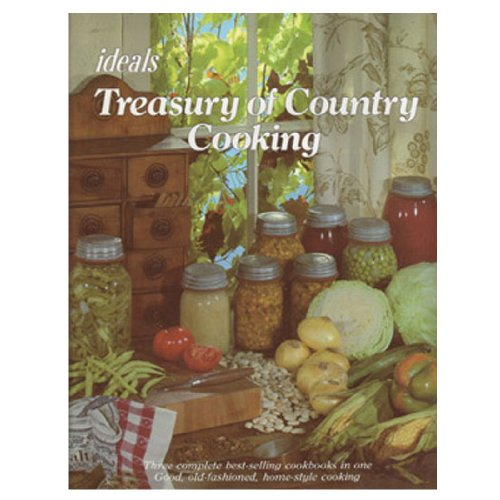 Ideals Treasury Of Country Cooking: Rh Value Publishing