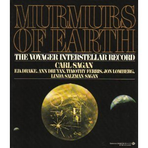 9780517338032: Murmurs of Earth: The Voyager Interstellar Record