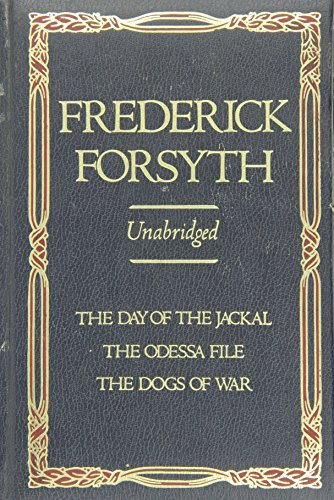 9780517343463: Frederick Forsyth: Three Complete Novels