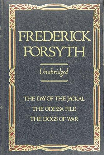 Frederick Forsyth: 3 Complete Novels: Rh Value Publishing