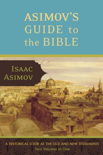 9780517345825: Asimov's Guide to the Bible
