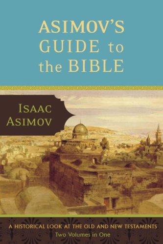 9780517345825: Asimov's Guide to the Bible
