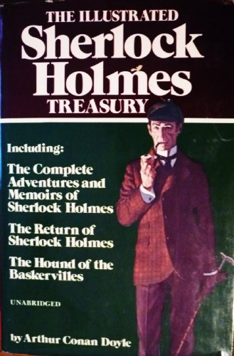 9780517345832: The Illustrated Sherlock Holmes Treasury
