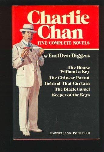 Charlie Chan: Five Complete Novels: Biggers, Earl Derr