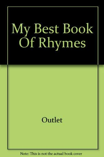 9780517347904: My Best Book Of Rhymes